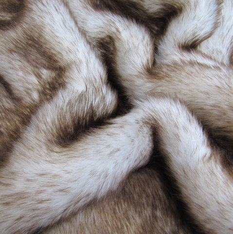 Toasted Marshmallow - Faux Fur