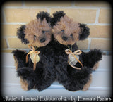 "Digital PATTERN - 10"" Osias Bear"