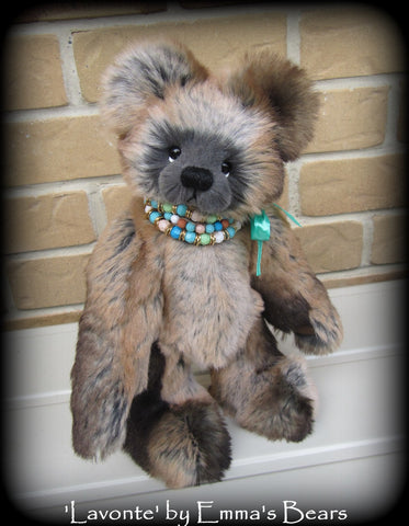 "PATTERN - 10"" Osias Bear"