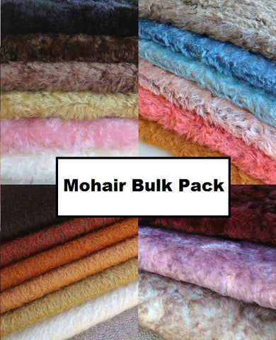 Mohair and Alpaca - Bulk Pack