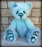 Nahla - 24IN hand dyed mohair bear by Emmas Bears - OOAK