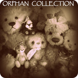 ORPHAN Collection - 15 different handmade bears