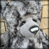Otto - 32in Faux Fur Artist Bear by Emmas Bears - OOAK
