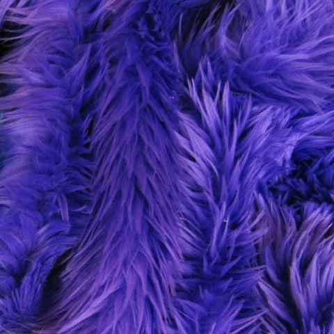 Purple Rain - Faux Fur