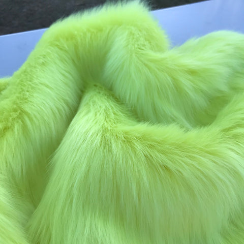 Fluro - Luxury Faux Fur 2019