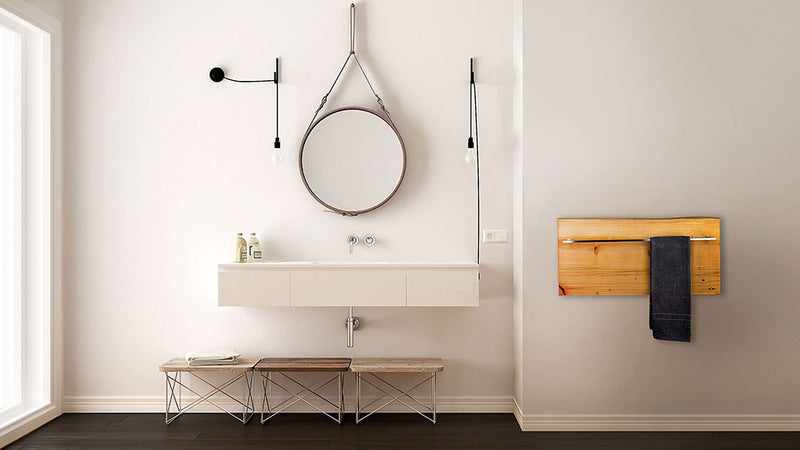 LEGNO Wood Electric Towel Warmer