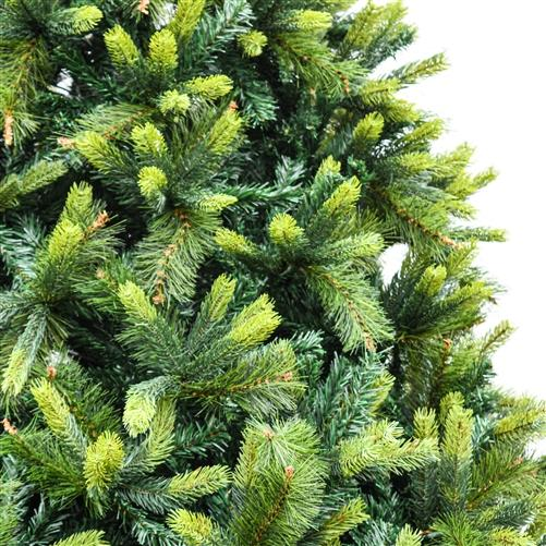 Traditional Artificial Indoor Christmas Holiday Tree - 10 Foot