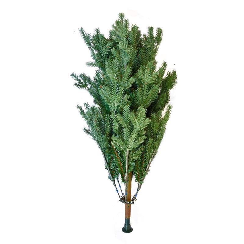 Premium Artificial Spruce Holiday Christmas Tree - 6 Foot