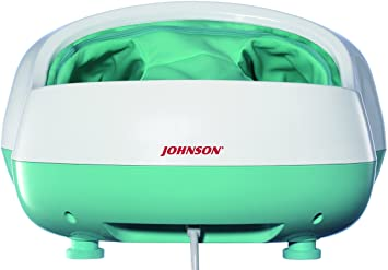 Johnson Wellness FM120 Heated Shiatsu Foot Massager