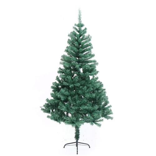 Luscious Artificial Indoor Christmas Holiday Pine Tree - 6 Foot