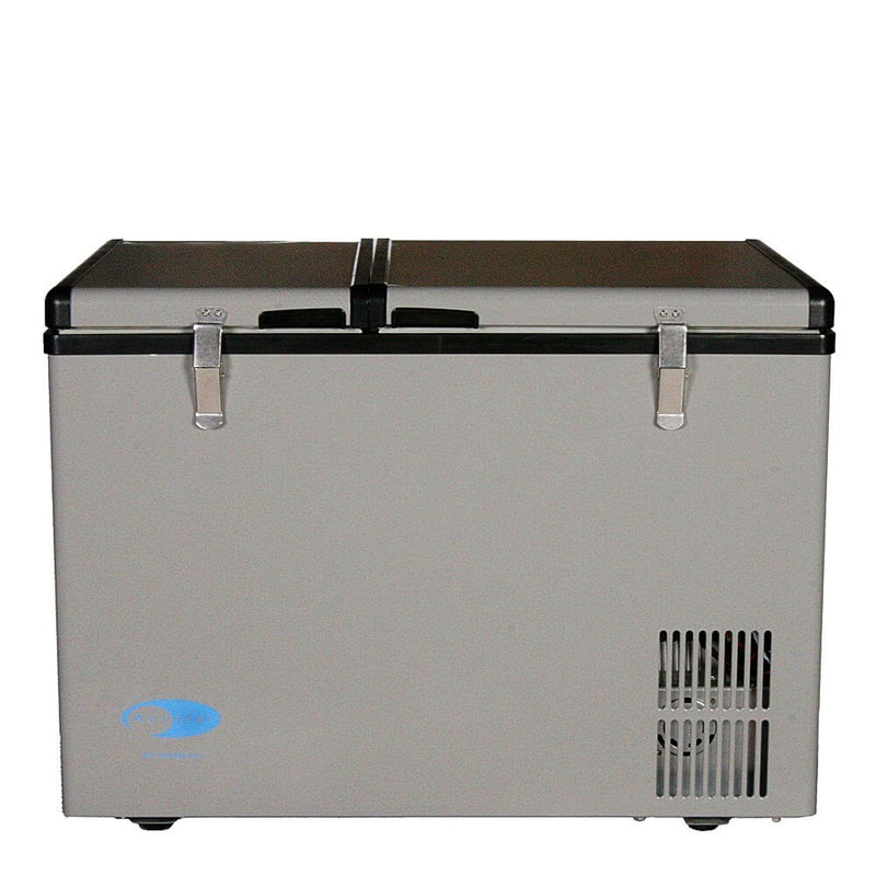 Whynter 62 Quart Dual Zone Portable Fridge/ Freezer FM-62DZ