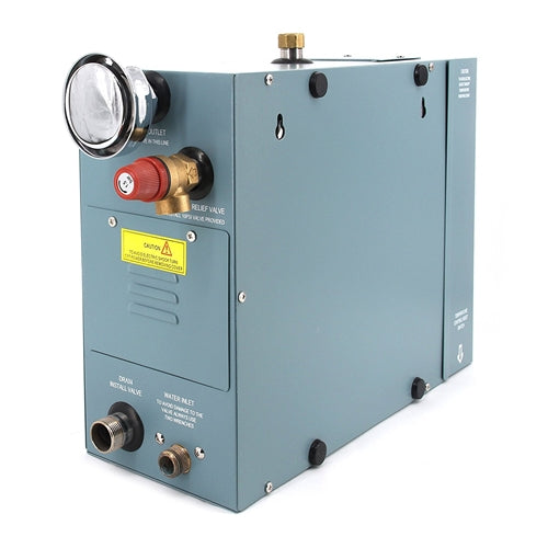 COASTS Steam Generator for Steam Saunas - KS200A Controller - KSA60 - 6KW - 240V