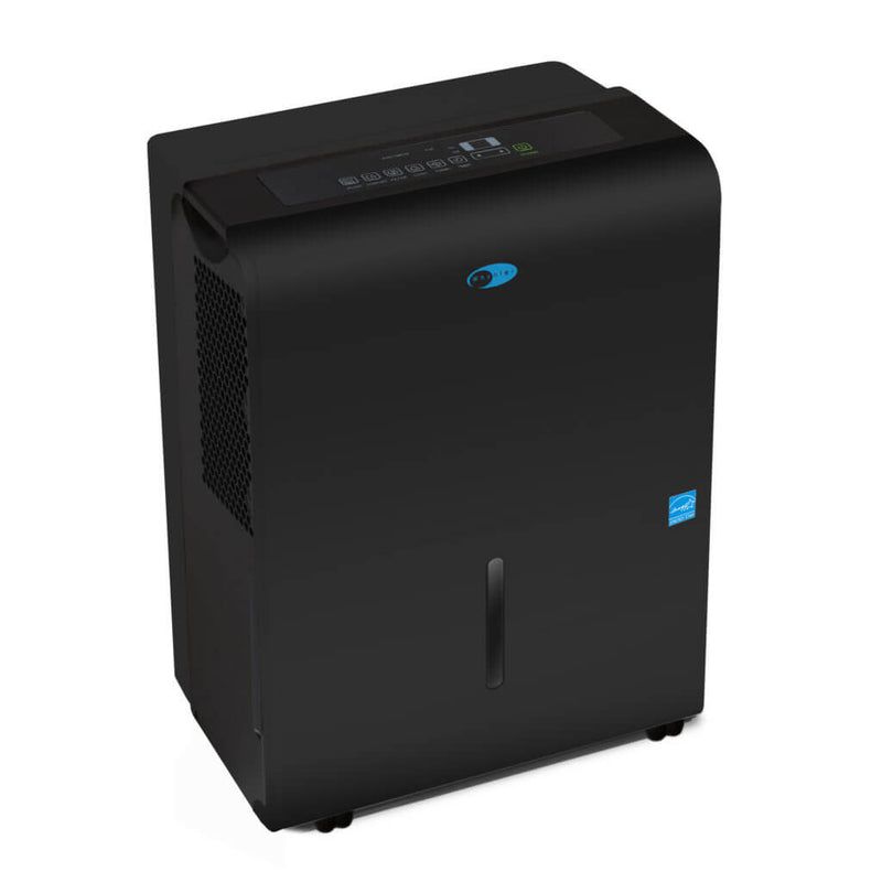 Whynter Elite D-Series Energy Star 65 Pint Portable Dehumidifier, Black RPD-652DB
