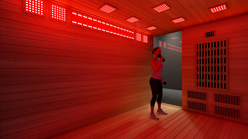 Red Fit Room