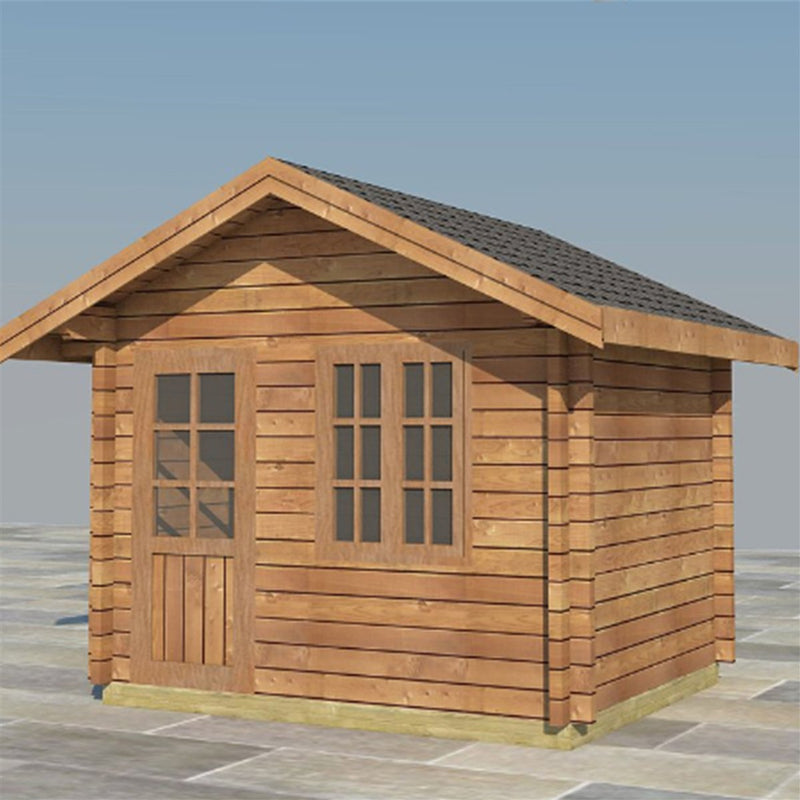 Wooden DIY Outdoor Studio-Home Cabin and Cottage Space