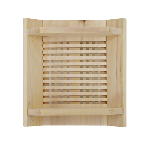 Sauna Lamp Shade in Finish Pine Wood