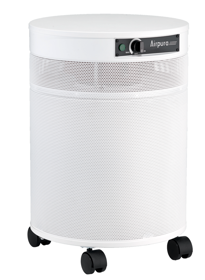 Airpura F600 Formaldehype, VOCS and Particles Air Purifier - Air Purifier Systems