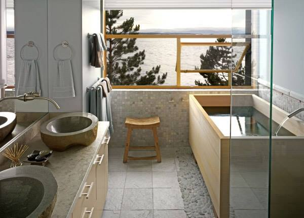Japenese Ofuro Soaking Tubs - Port Orford Cedar
