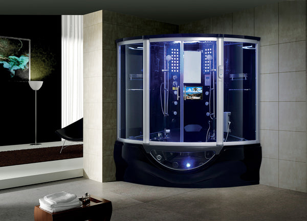 The Superior Platinum Steam Shower