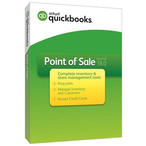 Promo: 50% off QuickBooks Point of Sale Pro - Add a User (with Credit Card Processing) - SBS Associates, Inc. provides QuickBooks® Solutions to Small Businesses