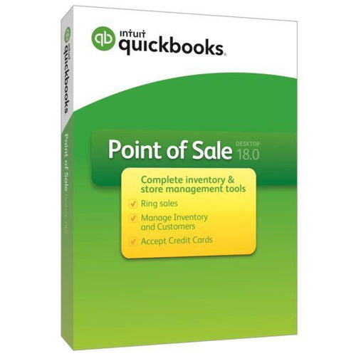 QuickBooks Point of Sale Basic with Credit Card Processing - SBS Associates, Inc. provides QuickBooks® Solutions to Small Businesses