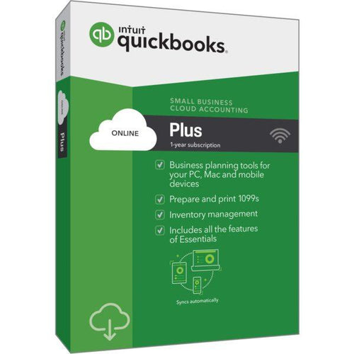 ... QuickBooks Plus