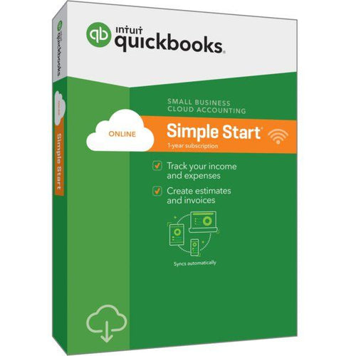 .. QuickBooks Simple Start