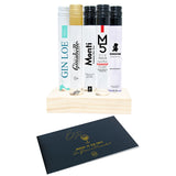 CATABOX - Pack Kit Regalo Gin Tonic Premium Españolas 3