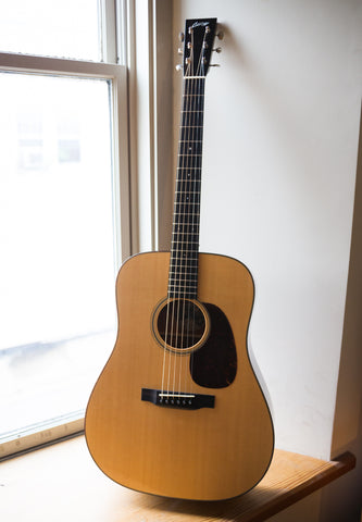 Collings Acoustic Guitars - D1VN