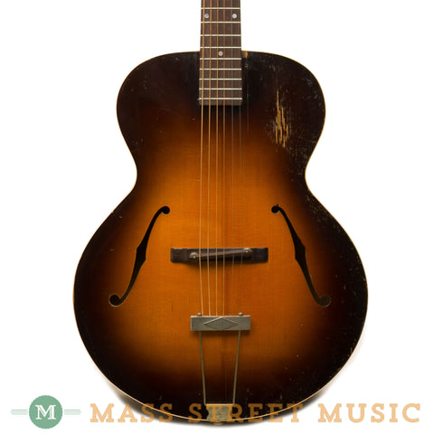 Gibson Acoustic Guitars - 1936 L50 Archtop