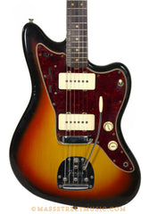 1964 Fender Jazzmaster guitar burst finish