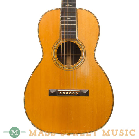 Martin Acoustic Guitars - 1927 0-42