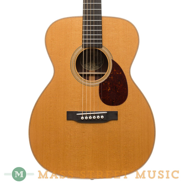Collings Acoustic Guitars - OM2H Traditional T Series - Baked