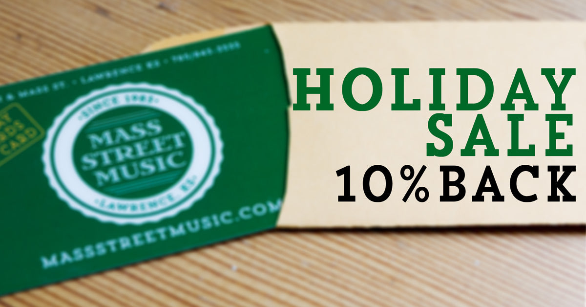 10% Holiday Sale