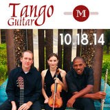 Tango Guitar clinic with Cucharada