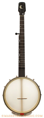 Chuck Lee Tubaphone open back banjo