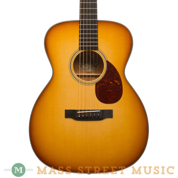 Collings Acoustic Guitars - OM1V Western Shaded - Custom
