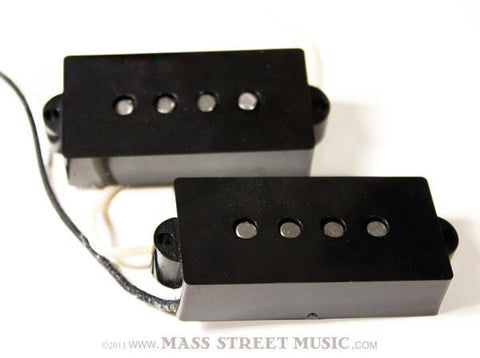 Lindy Fralin Bass Pickups - P-Bass
