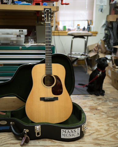 Collings Acoustic Guitars - D1