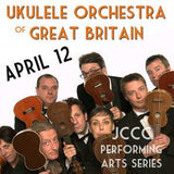 Ukulele Orchestra of Great Britain tix giveaway