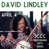 David Lindley Ticket Giveaway