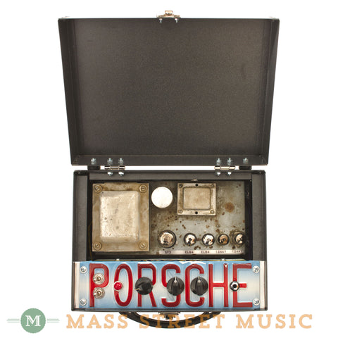 "Analog Outfitters - ""Porsche"" Sarge Amp - Dark Gray"