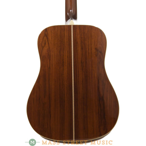 Brazilian Rosewood back on Blazer and Henkes guitar