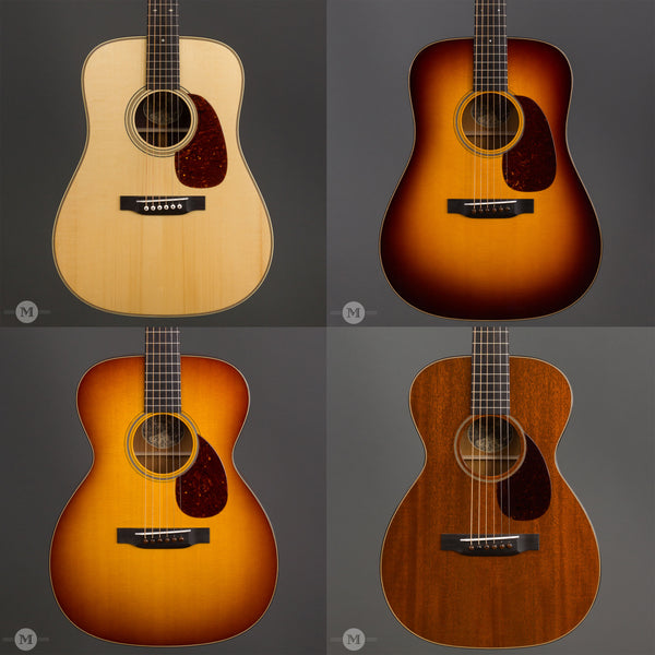 Collings Traditional Guitars - All of them!