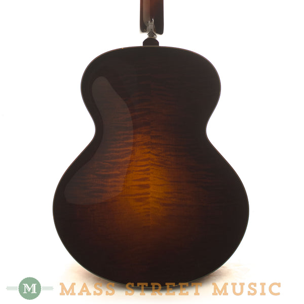 Custom Collings AT 16 at Mass Street Music - Back