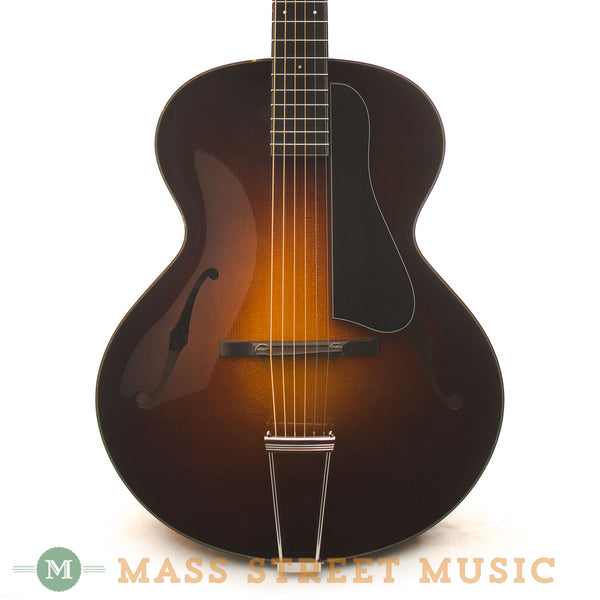 Custom Collings AT 16 at Mass Street Music - Close