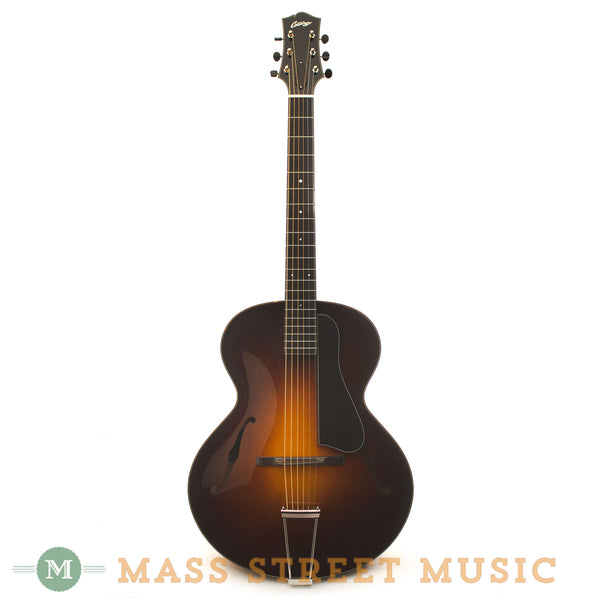 Custom Collings AT 16 at Mass Street Music - Full Body