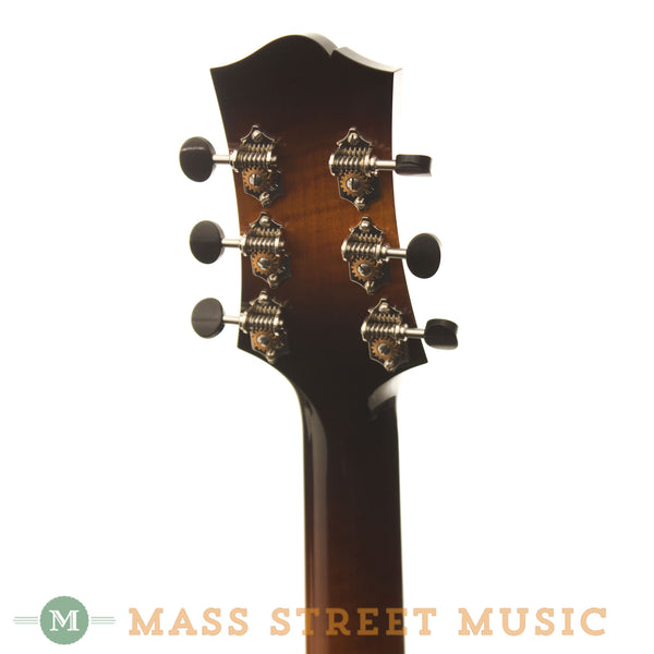 Custom Collings AT 16 at Mass Street Music - Tuners