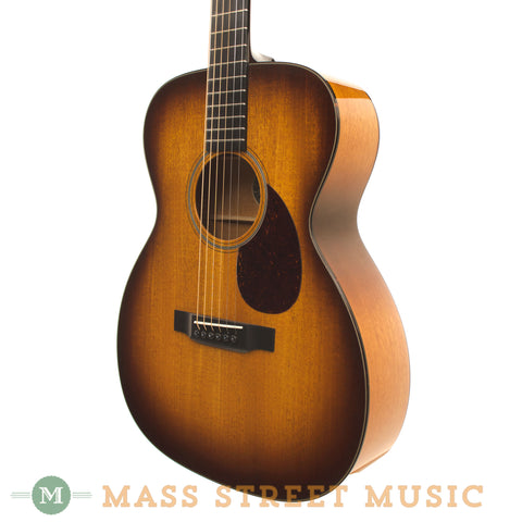 Collings OM1 Mahogany Sunburst