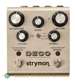 Strymon Deco Pedal small, front view